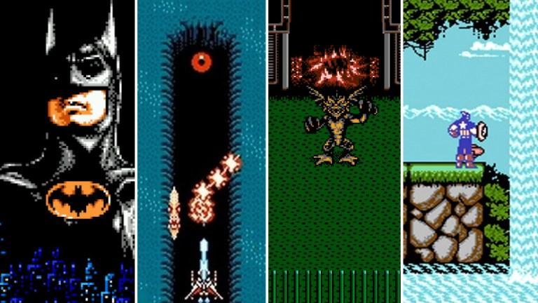 Underrated NES Games: Batman