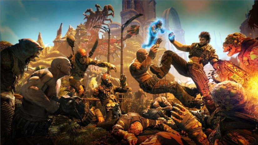 Bulletstorm Developer and Square Enix Working on a New