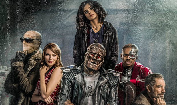 Doom Patrol News Reviews And Episodes Guide Den Of Geek