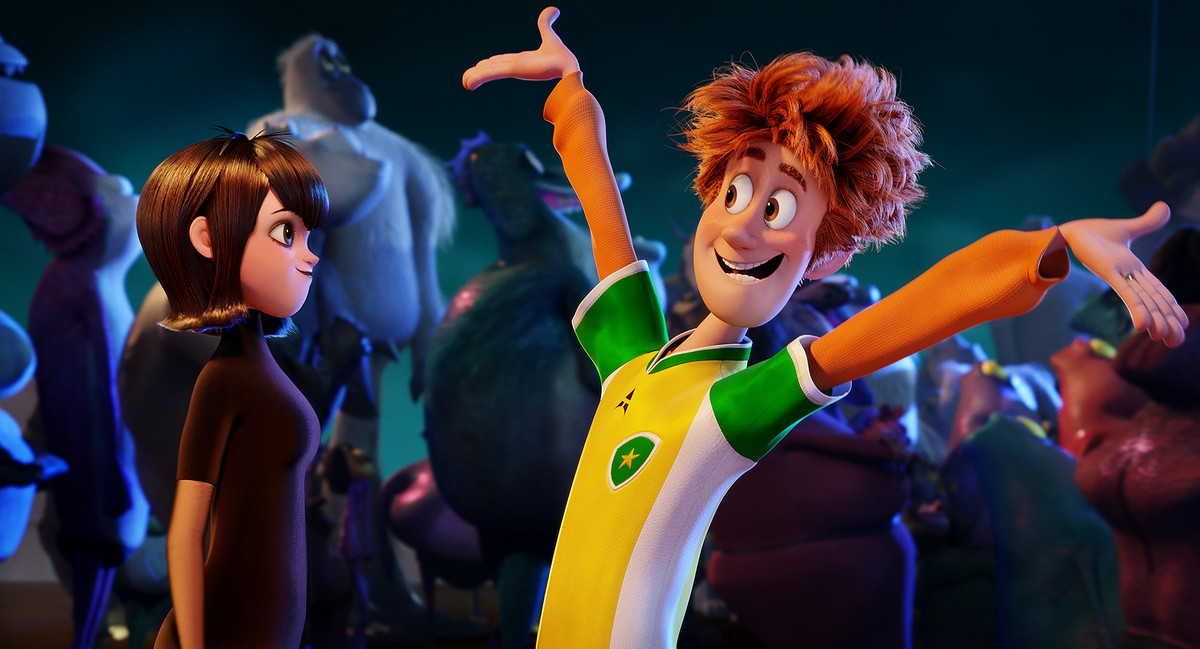 Hotel Transylvania 3 Third Time S The Charm For Andy Samberg And Selena Gomez Den Of Geek