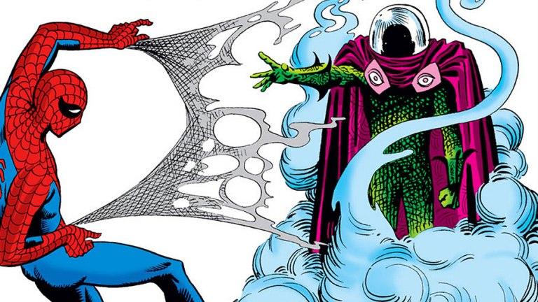 Spider-Man Villain Mysterio