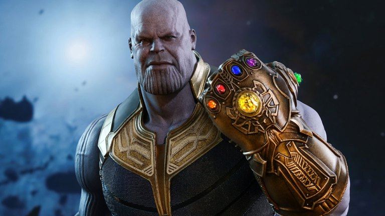 Fortnite Gets Thanos In Avengers Infinity War Crossover Den Of Geek