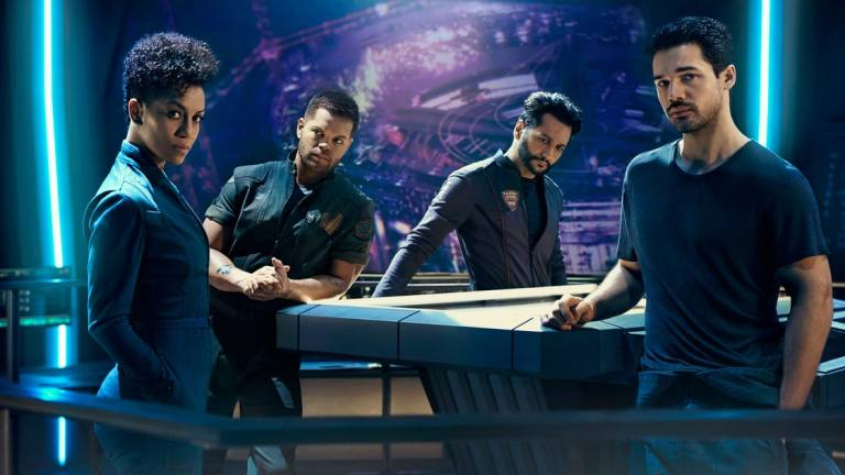 Why We Need The Expanse Now More Than Ever
