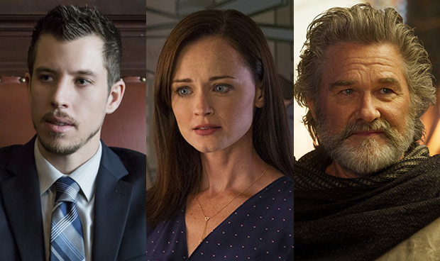 Beau Knapp, Alexis Bledel and Kurt Russell to Star in ...
