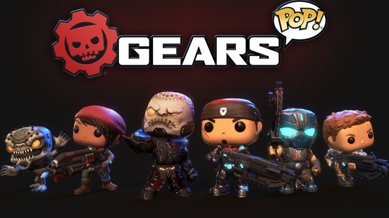Gears Pop Mobile Game