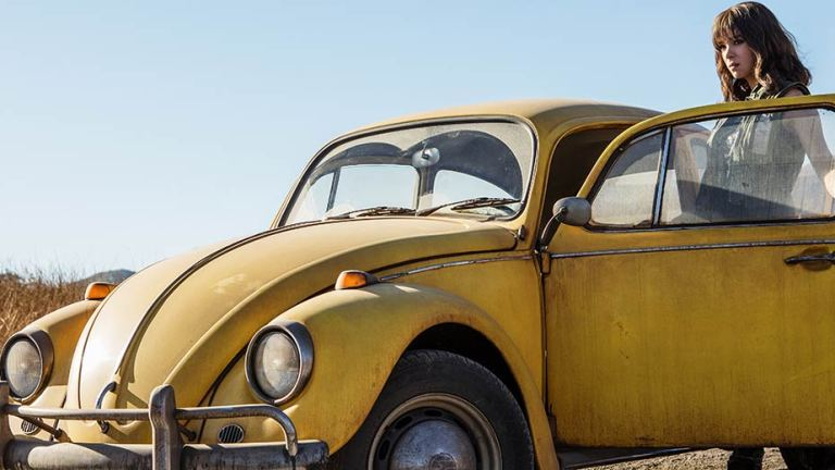 Bumblebee: Transformers Spinoff Movie