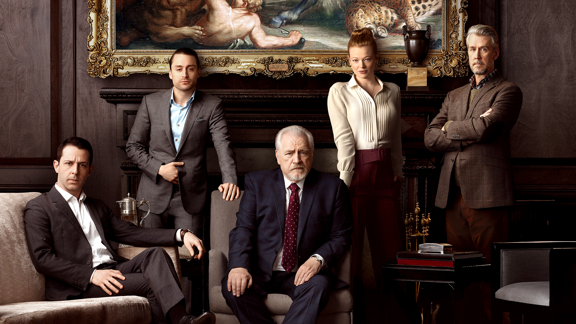 hbo succession review SciFi Thrill