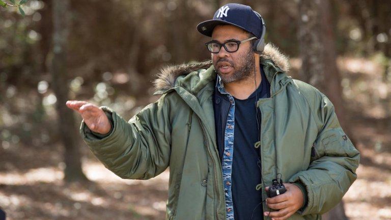 Jordan Peele directing