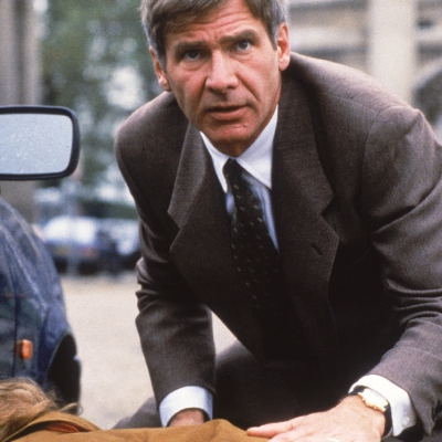 Harrison Ford in tom Clancy's Patriot Games