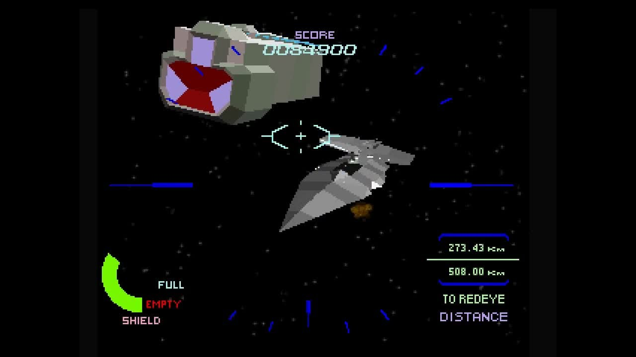 Playstation 1 Space Games