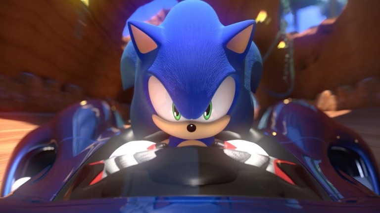 Team Sonic Racing Hands-on Preview