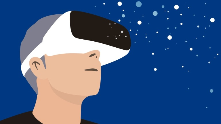 Virtual Reality: From The Lawnmower Man to Ready Player One