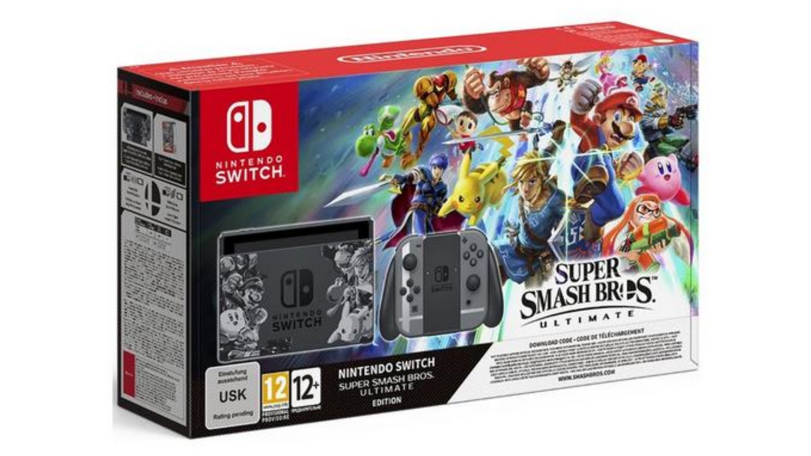 Cyber Monday Nintendo Switch Deals Save 30 On The Super Smash Bros Bundle Den Of Geek
