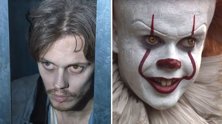 Pin on Cute Men |Pennywise 2020 Bill Skarsgard