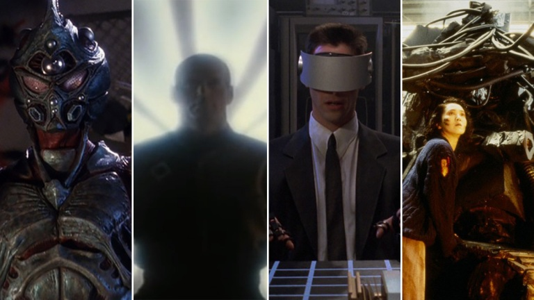 Forgotten 1990s Science Fiction Movies