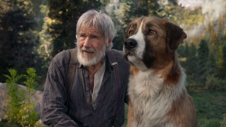 Call of the Wild Harrison Ford