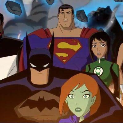 Justice League Vs The Fatal Five Review Den Of Geek