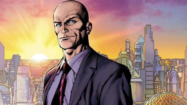 Lex Luthor Supergirl Season 4 DC Comics