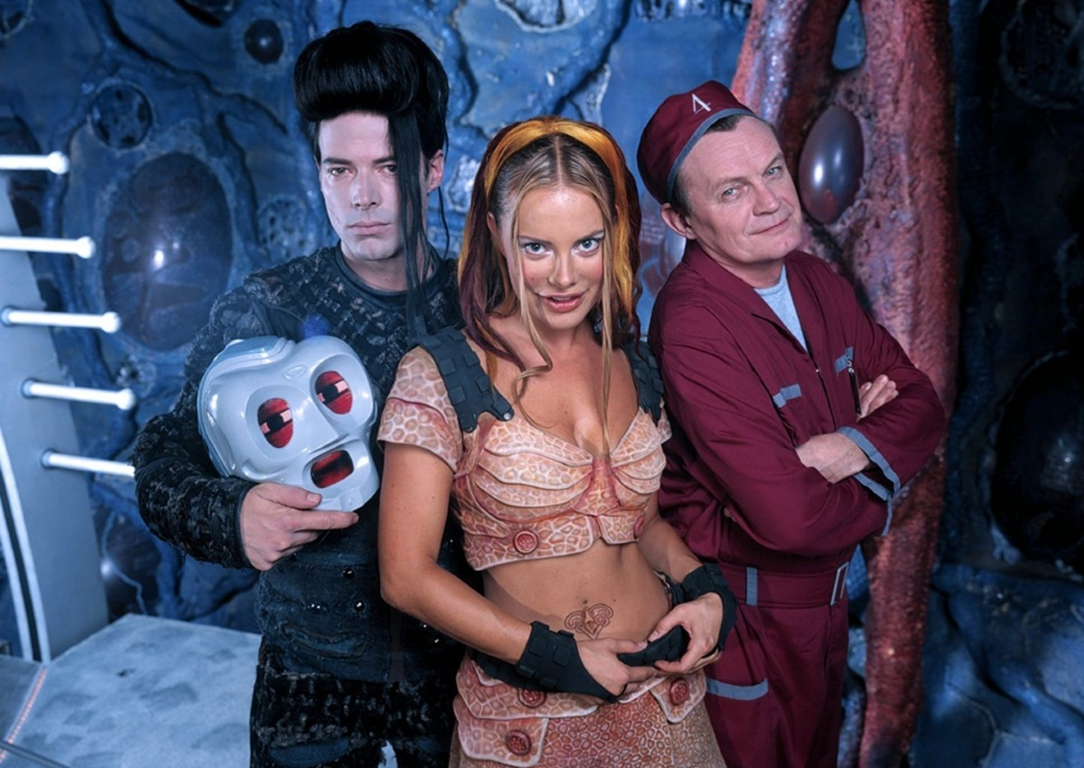 What Made Lexx Such a Great Cult Sci-Fi Series? | Den of Geek