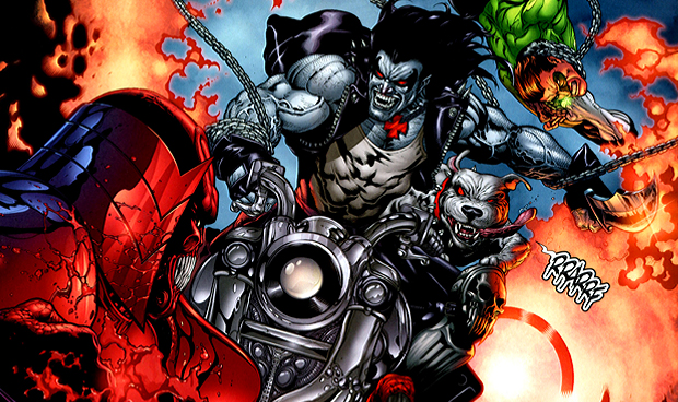 DC Comics Lobo