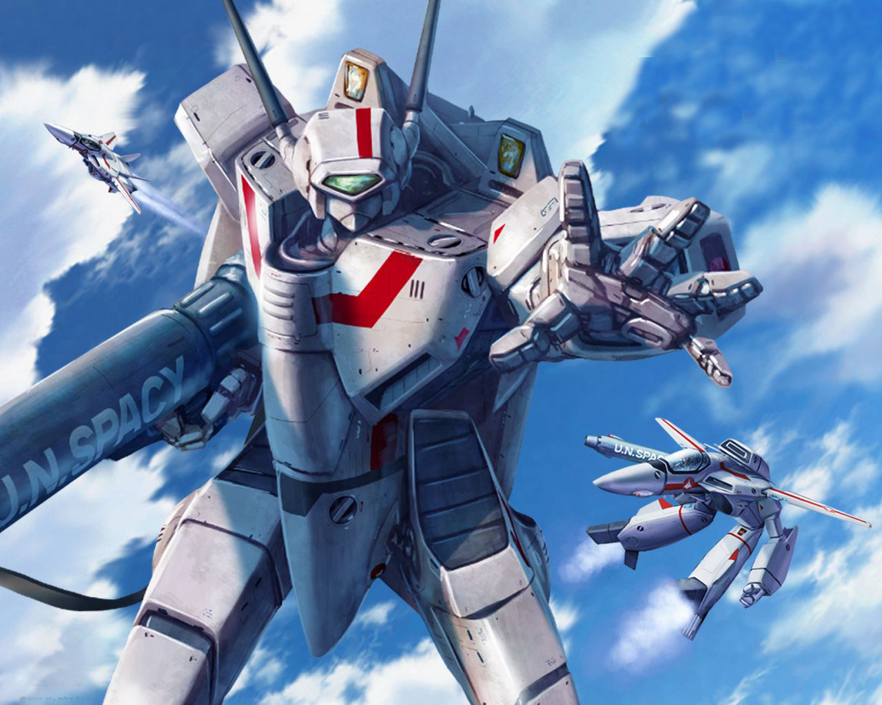 The VF-1 Valkyrie: A Truly Iconic Mecha Design - Den of Geek
