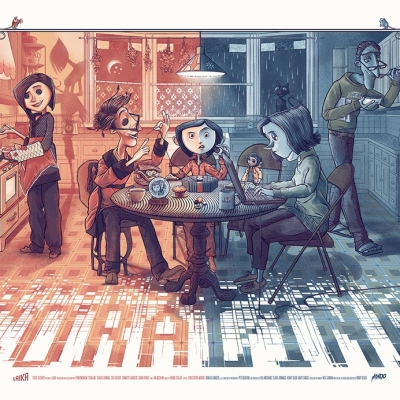 Coraline And The Value Of Scary Family Films Den Of Geek