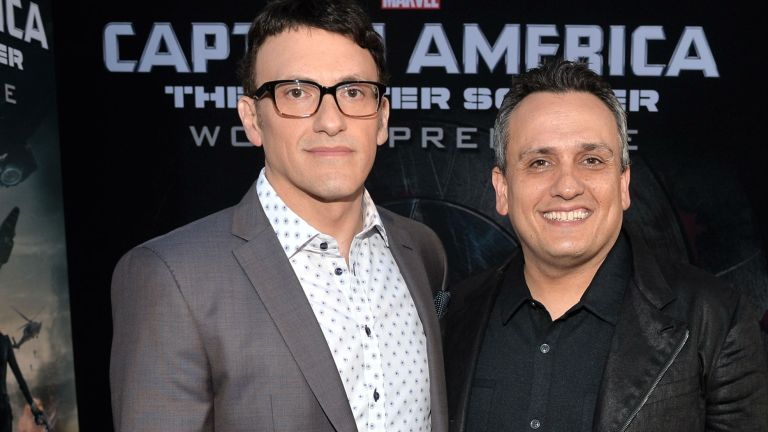 The Russo Brothers At The Captain America: The Winter Soldier Premiere