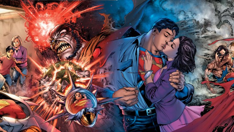 Superman: Brian Michael Bendis on Hope and the Man of Steel