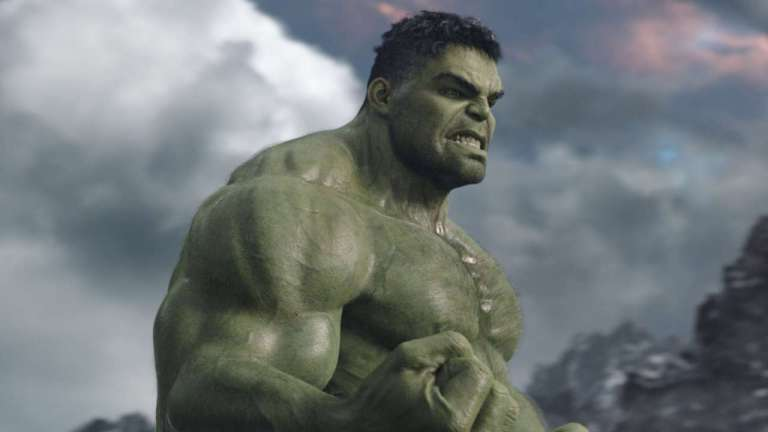 Banner Is Unable To Bring Out The Hulk In 'Infinity War' Because He's Actually Happy