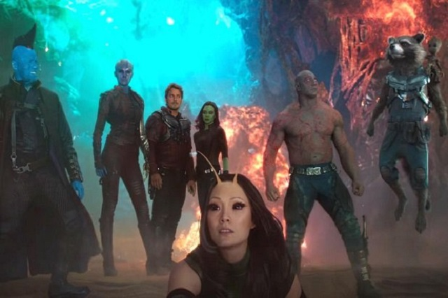 Marvel's Guardians of the Galaxy Cast