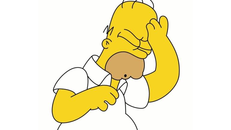 Realistic Homer Simpson Art Disturbs Pretty Much Everyone | Den of Geek
