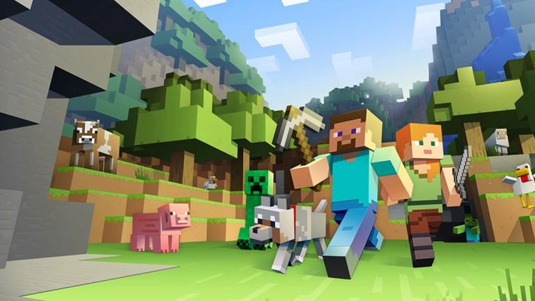 Minecraft Movie Peter Sollett