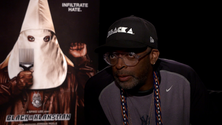 BlacKkKlansman: Spike Lee Explores Racism in Classic Hollywood with New Movie