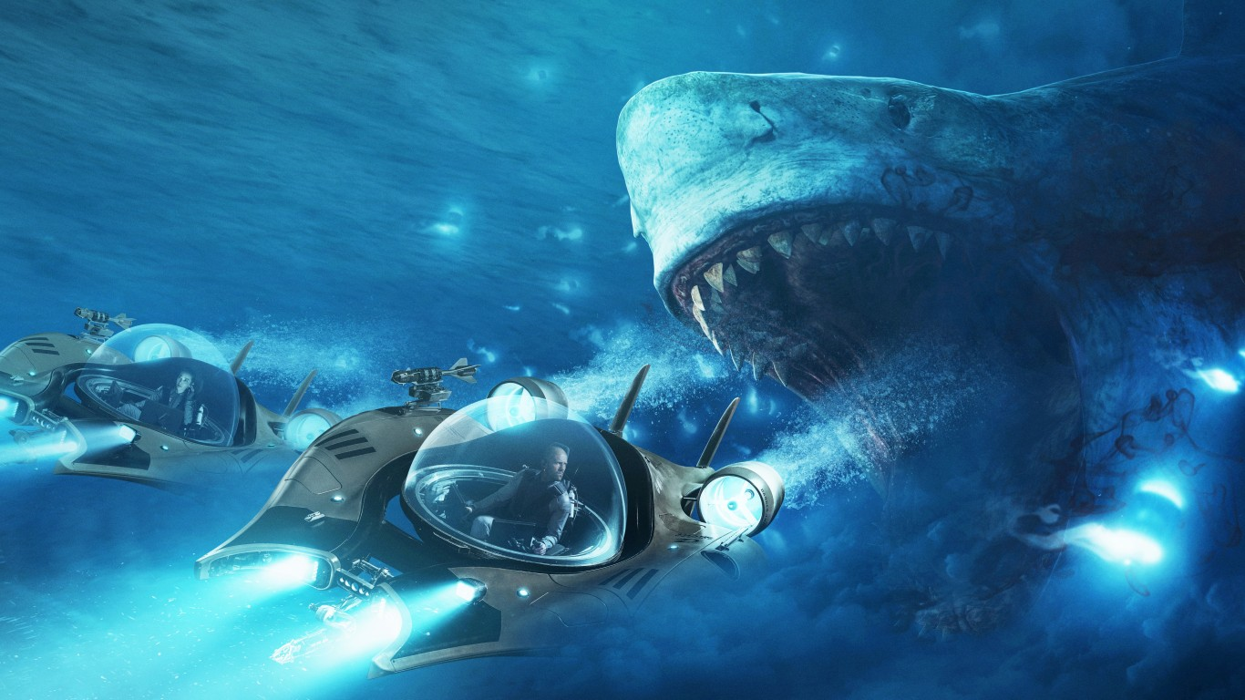 The Meg review - it's exactly what you think it is - Den of Geek