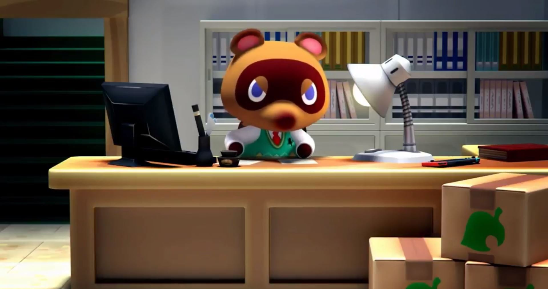 Animal Crossing New Horizons Release Date Trailer Gameplay