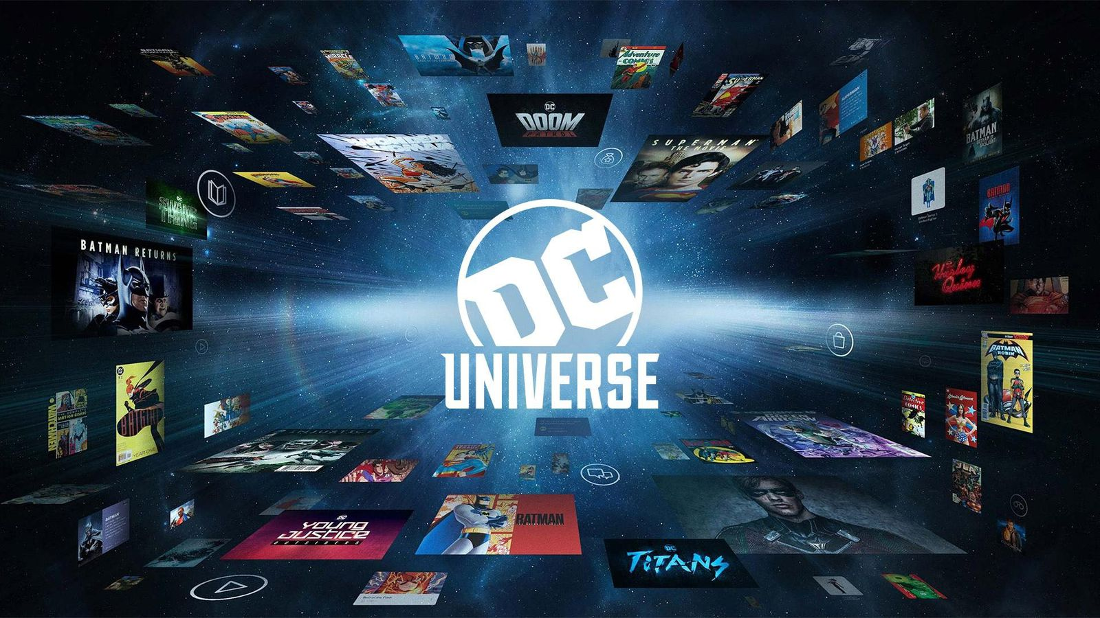 DC Universe Review: Superhero Streaming Service Is a Good Start | Den of  Geek