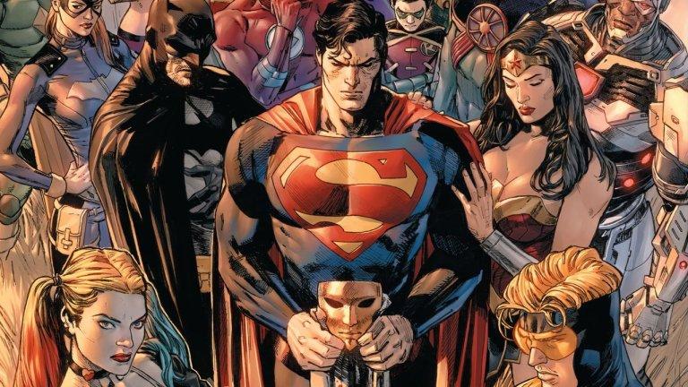 DC Heroes in Crisis Ending