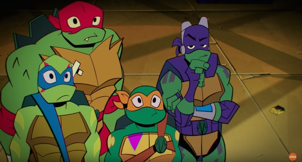 How Rise Of The Teenage Mutant Ninja Turtles Came To Be Den Of Geek