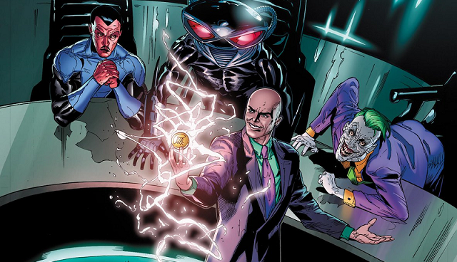 Justice League, The Legion of Doom, and the Nature of Evil in the DC Universe