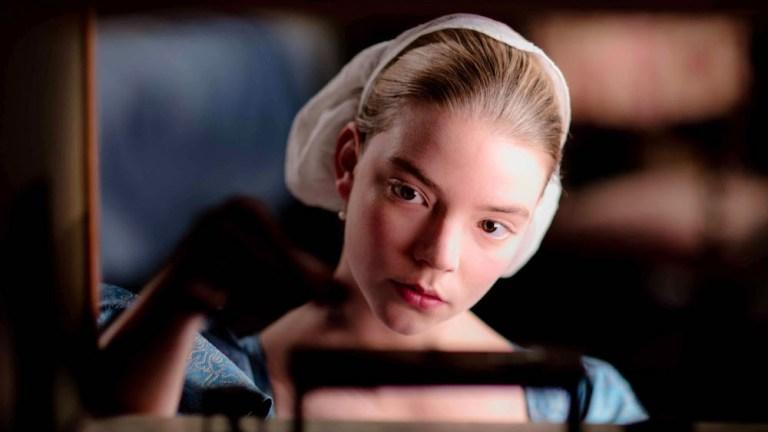 Anya Taylor-Joy Emma Jane Austen