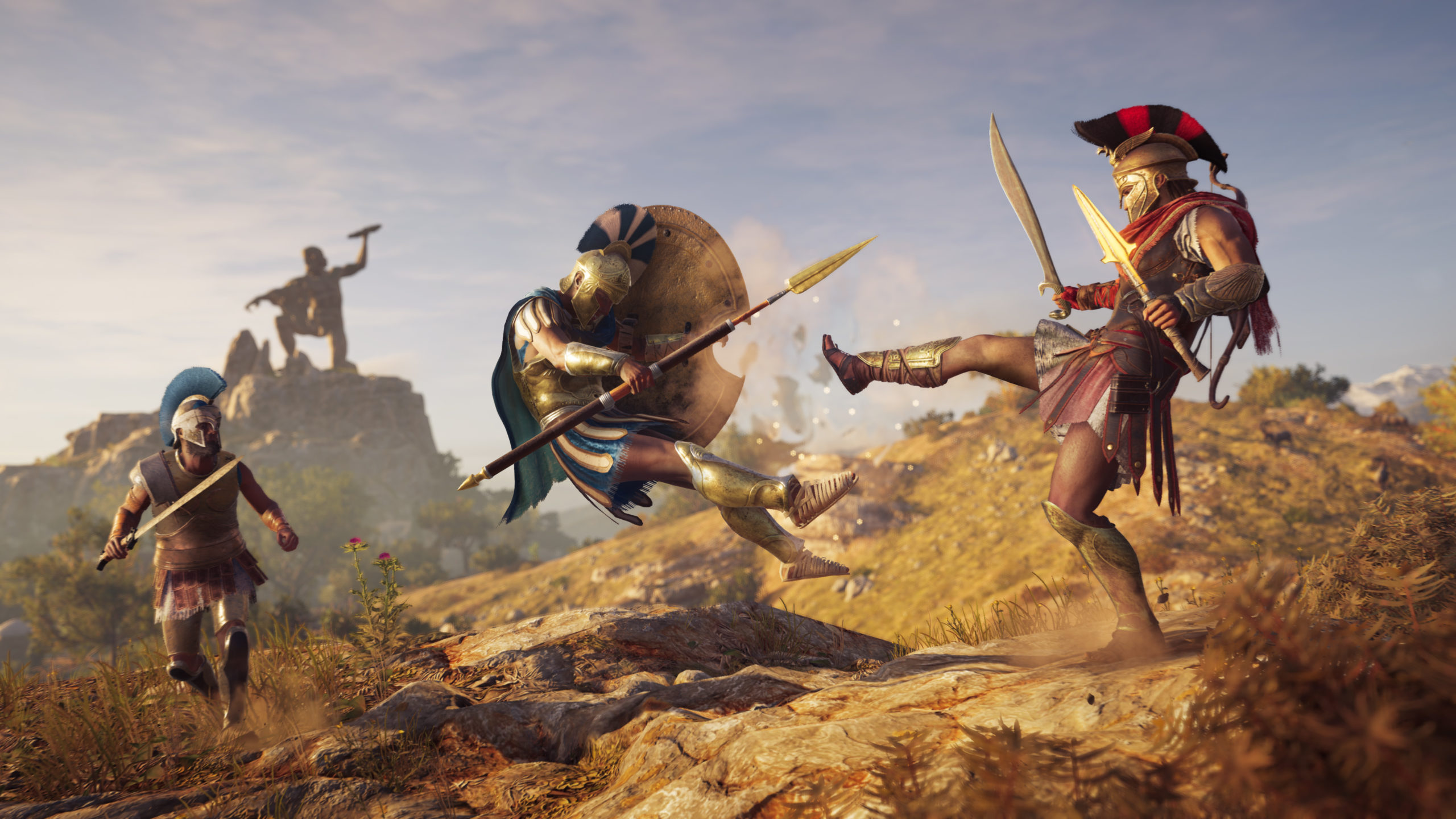 Assassin S Creed Odyssey Review So Much To Do So Much To See