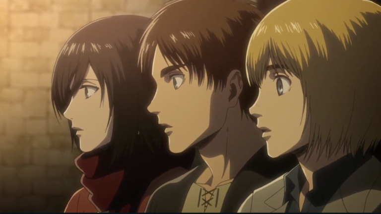 Attack on Titan Season 3 Episode 12 Night of the Battle to Retake the Wall