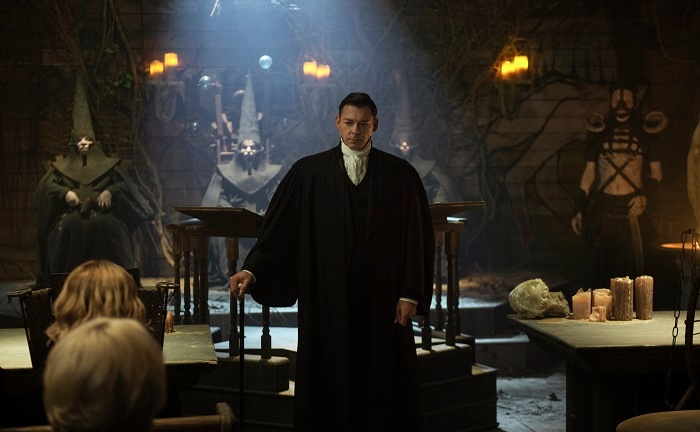 Chilling Adventures of Sabrina: Season 1 Episode 3: Chapter Three: The Trial of Sabrina Spellman