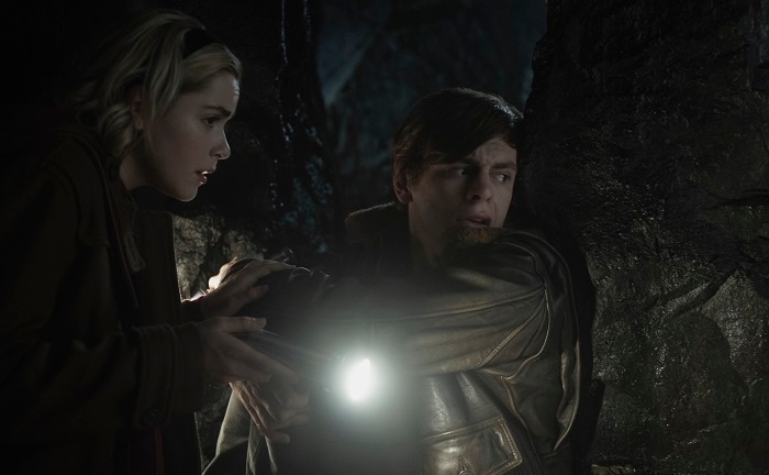 Chilling Adventures of Sabrina: Season 1 Episode 6: Chapter Six: An Exorcism in Greendale
