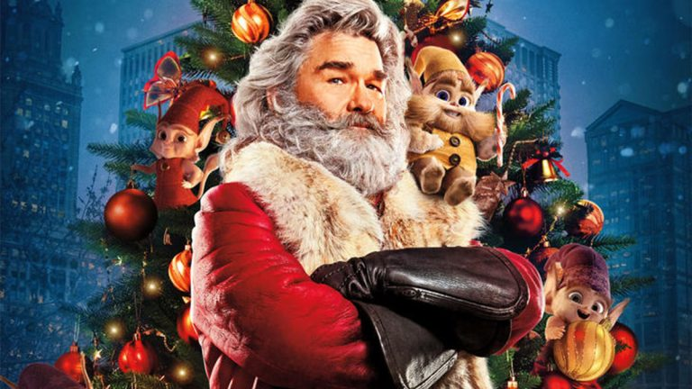 The Christmas Chronicles Kurt Russell Is Santa In New Trailer Den Of Geek