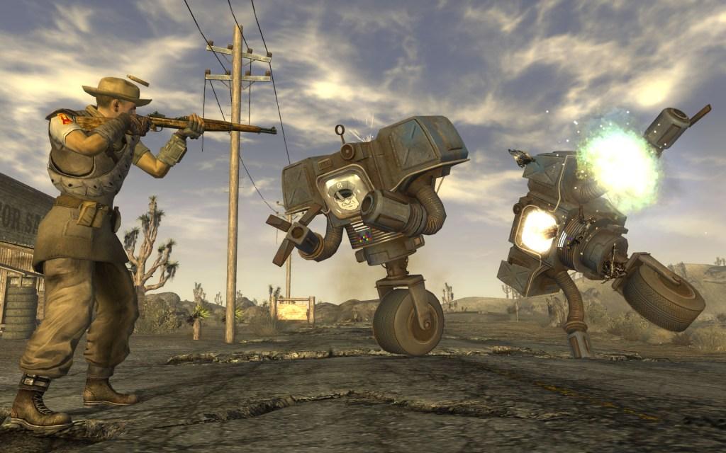 Fallout New Vegas Obsidian
