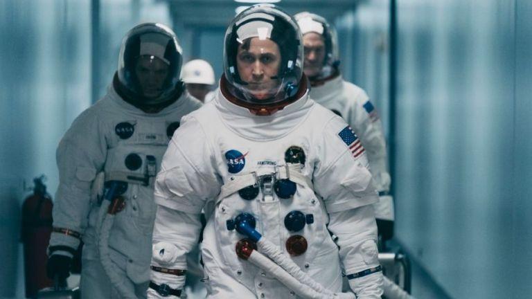 First Man Ryan Gosling as Astronaut