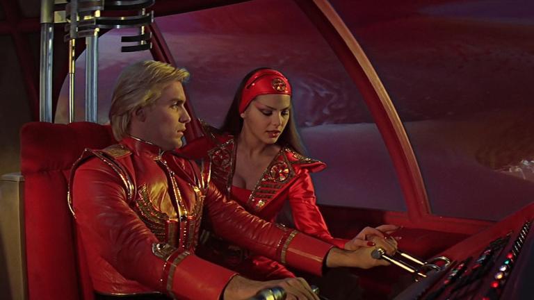 Flash Gordon Movie Sam J. Jones