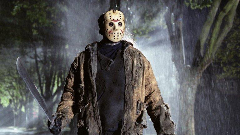 Friday the 13th Reboot Jason