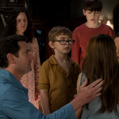 The Haunting Of Hill House How The Extraordinary Episode 6 Was Made Den Of Geek